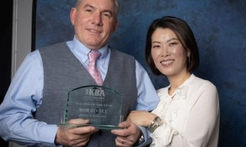 Kitsap Building Association Builder Of The Year